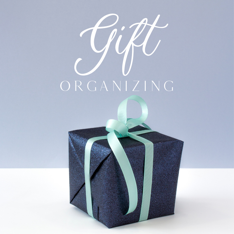 Organizing Tips For Gift Giving