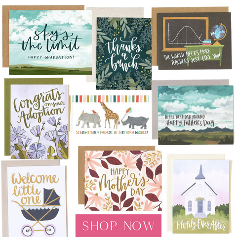 Shop our greeting card collection