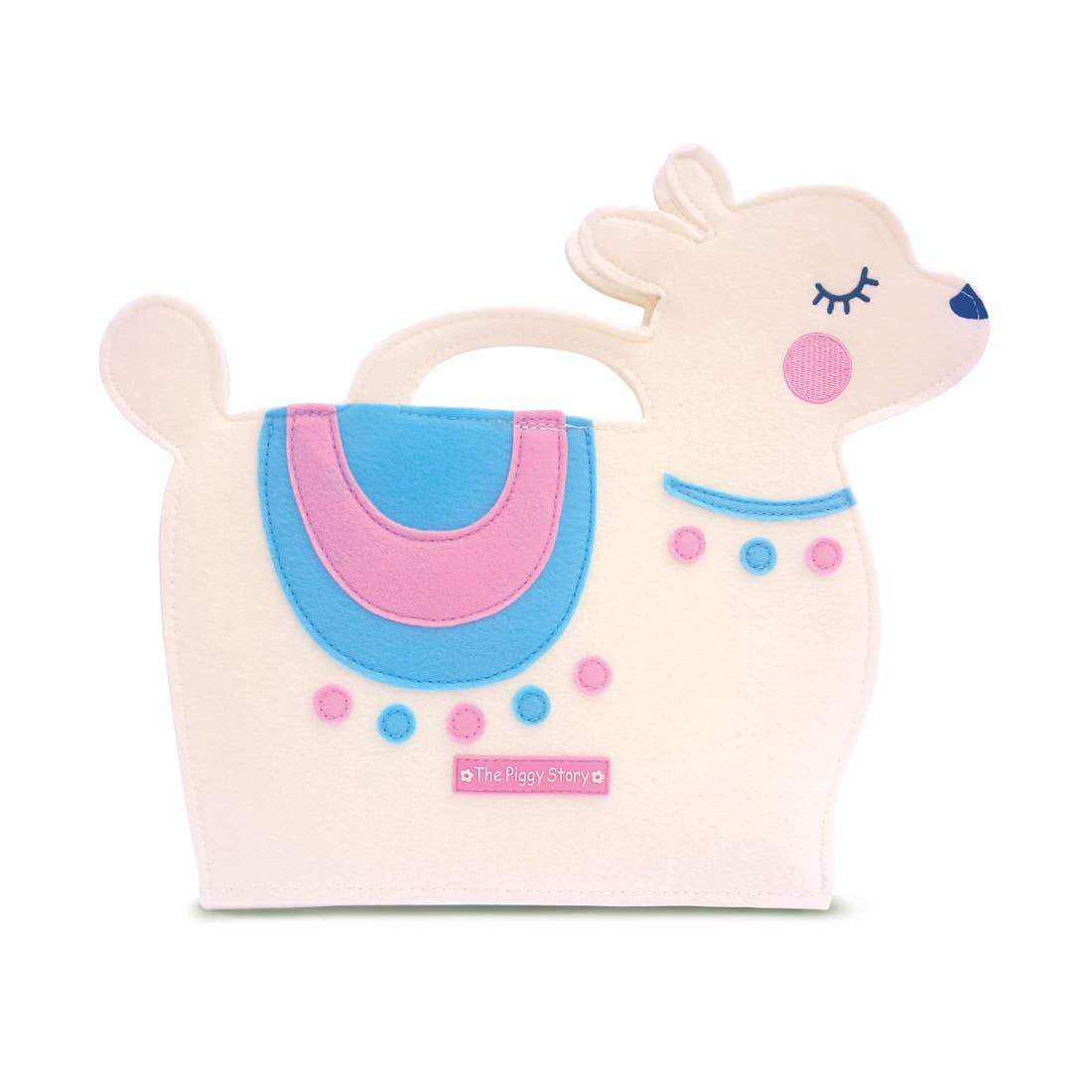 Artfolio - Llama by The Piggy Story-White Pier Gifts