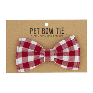 Pet Bow Tie - 5 options