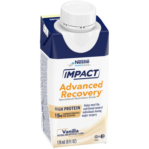 IMPACT Advanced Recovery® Vanilla 6oz (Case of 15)