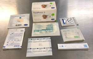 AT Wound Dressings Sample Kit