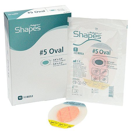 PolyMem® Shapes #5 Oval