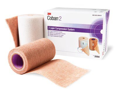Coban 2 Two-Layer Compression System