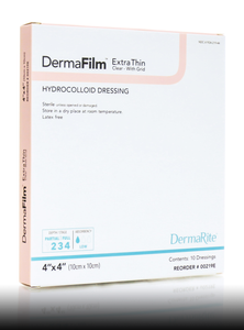 DermaFilm® Extra Thin Clear with Grid