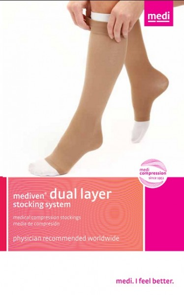 Mediven Dual Layer Compression Stocking