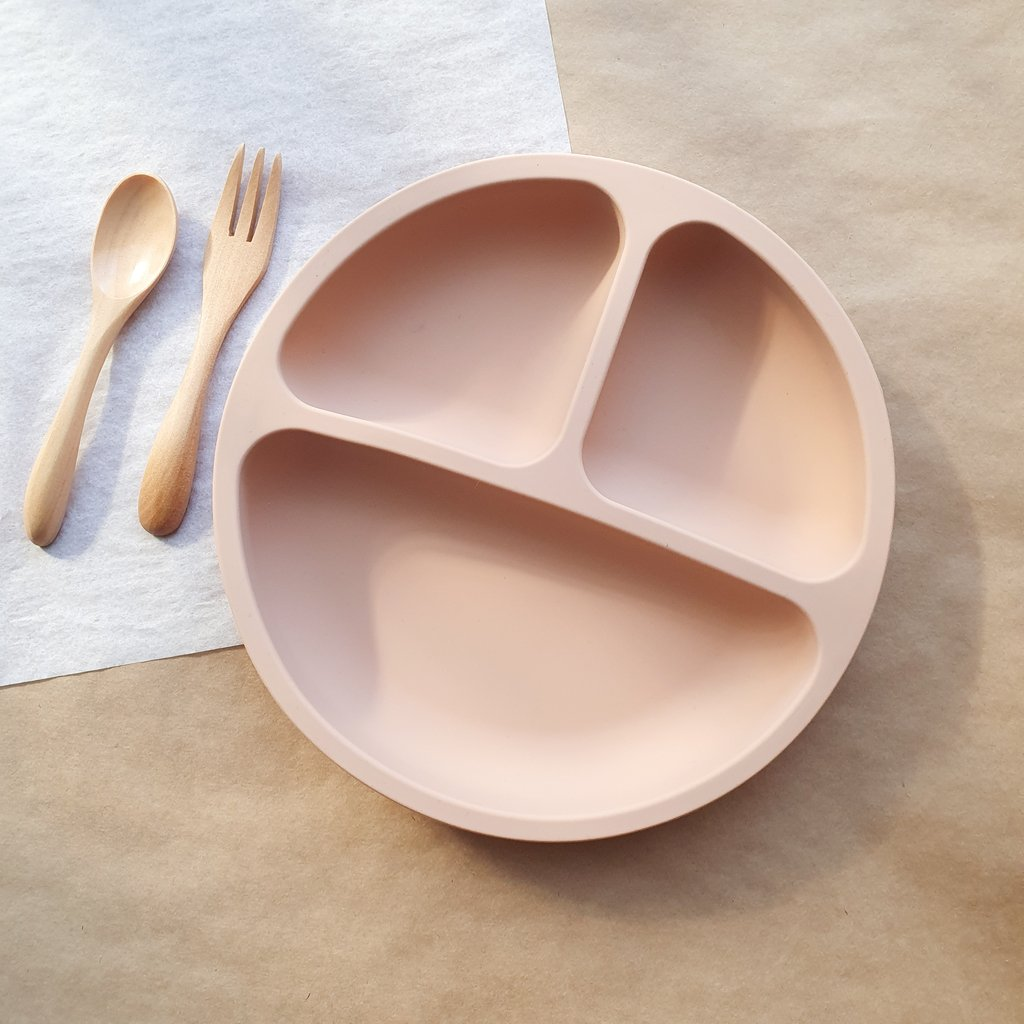 DOVE AND DOVELET SILICONE DIVIDED PLATES