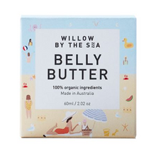 Load image into Gallery viewer, WILLOW BY THE SEA - BELLY BUTTER