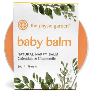THE PHYSIC GARDEN - BABY BALM 50g - Preorder
