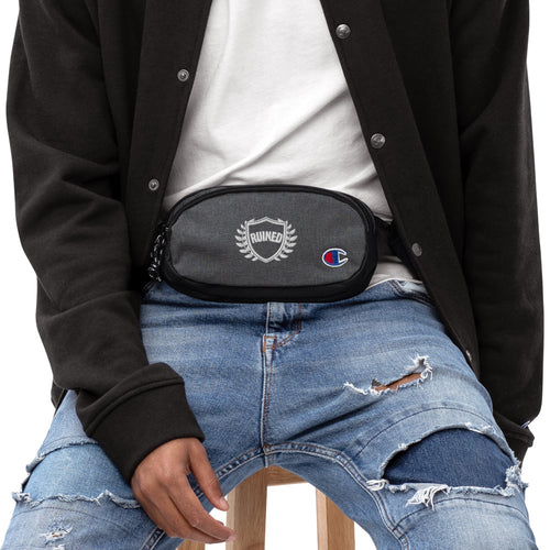 Ruined Champion fanny pack
