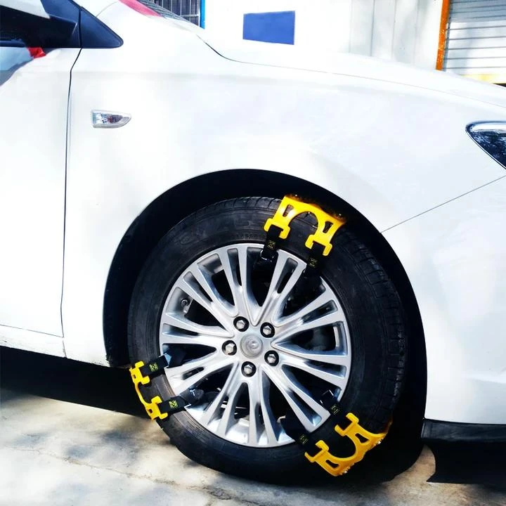 【Last day promotion. 50% OFF】-Car Tire Anti-skid Snow Chains