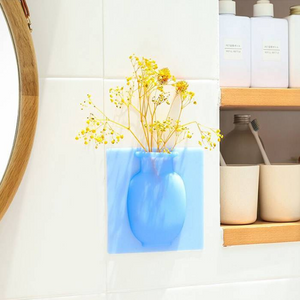 [65% OFF TODAY] Magic Traceless Silicone Flower Vase