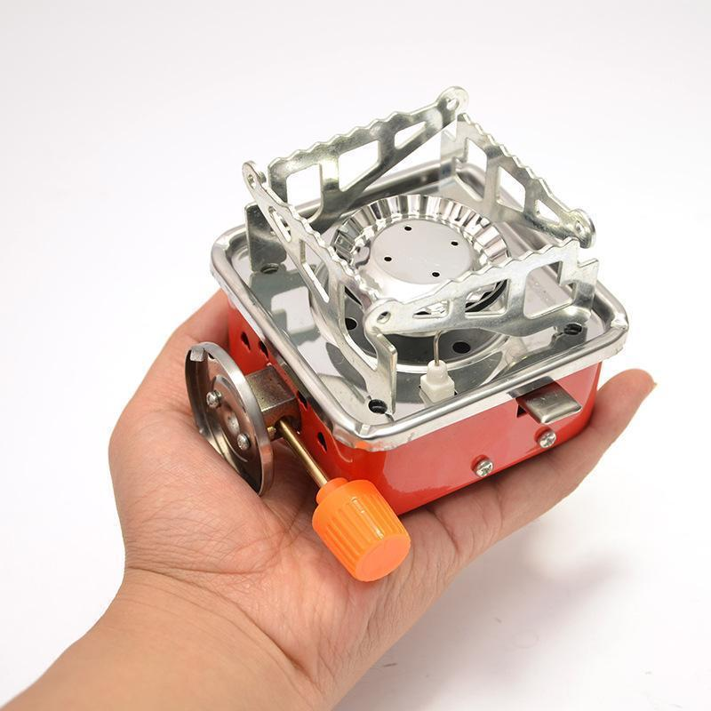 50%OFF-Windproof Foldable Stove Burner-Buy 2 Free Shipping