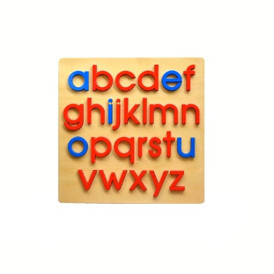 Alphabet Puzzle - damaged with replacement letter
