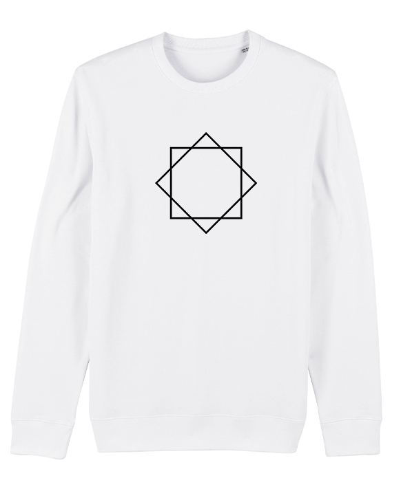 Laxmi Star Sweatshirt BG - bogossgenius