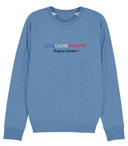 Luxe Calme Volupté Sweat BG - bogossgenius