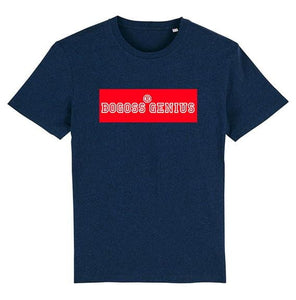 T-shirt BG Bleu Chiné - bogossgenius