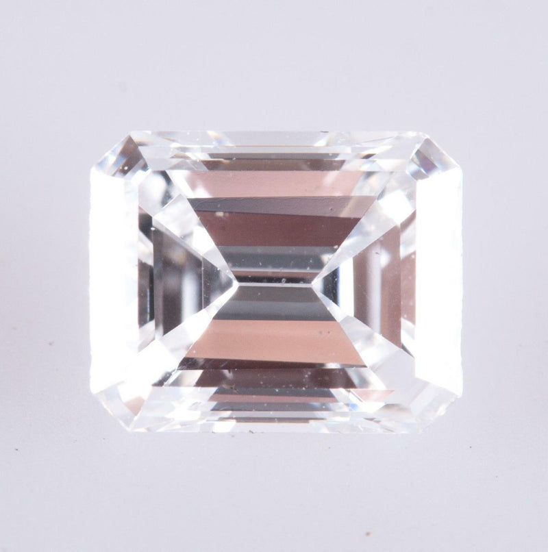 Natural Emerald Cut F Color VS1 Clarity Loose Diamond .45ct