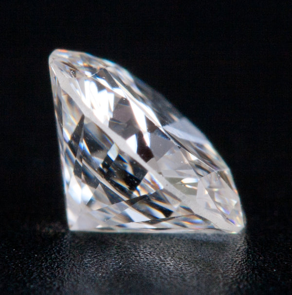 Natural Round Cut E Color VVS2 Clarity Loose Diamond .34ct