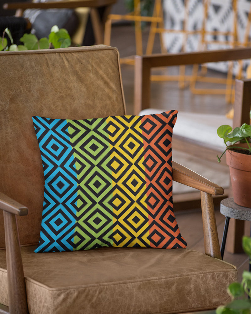 Colorful pattern Cushion Cover