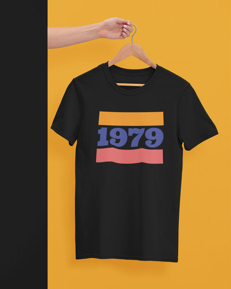 1979 Half Sleeve T-Shirt