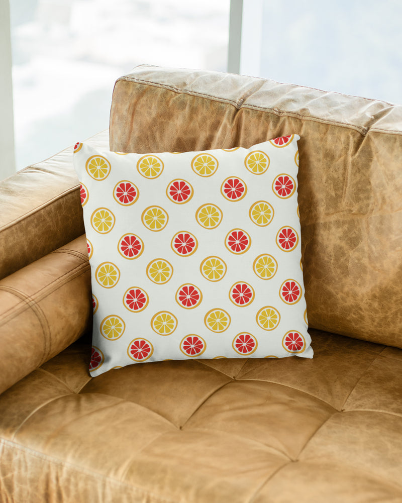 Lemon Cushion Cover