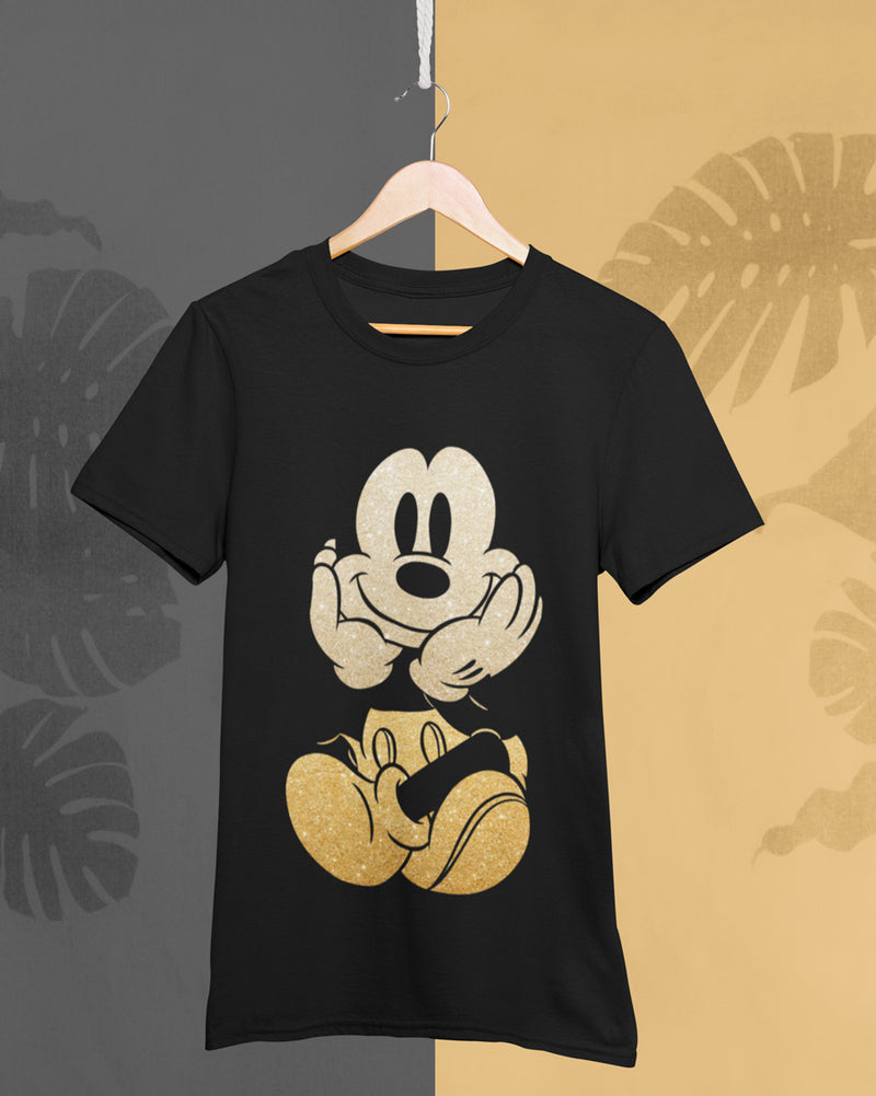 Mickey Half Sleeve T-Shirt
