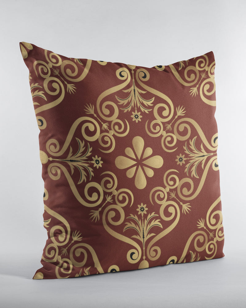 Royal pattern Cushion Cover