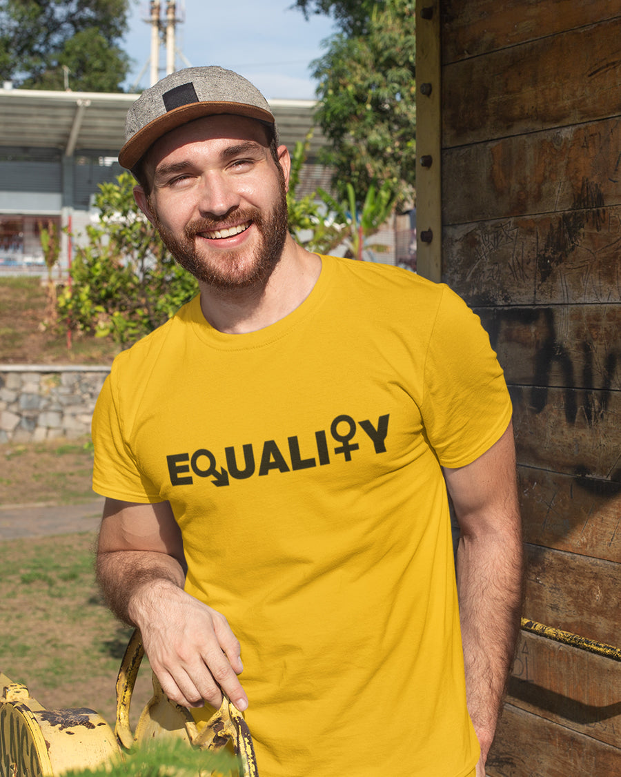 Equality Half Sleeve T-Shirt