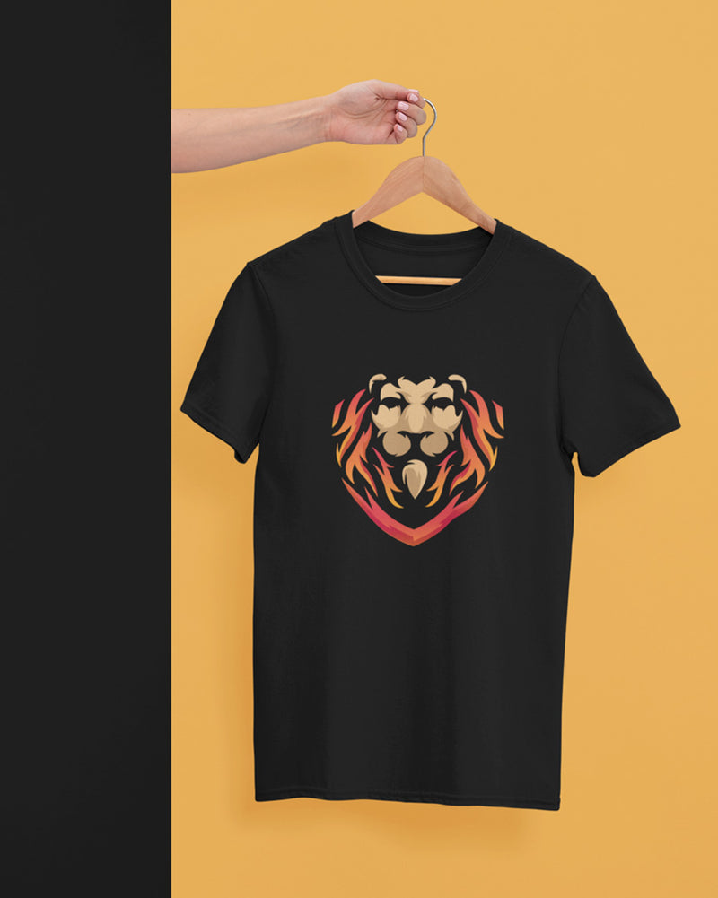 Lion Vector T-Shirt