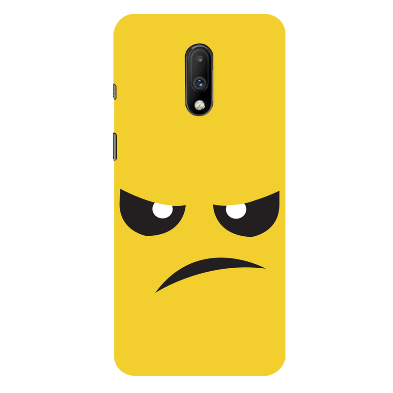 Angry man OnePlus 7 Mobile Cover