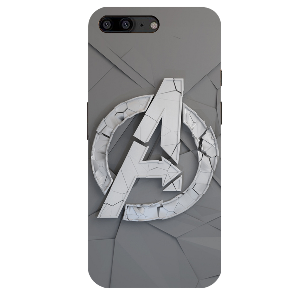 Avengers OnePlus 5 Mobile Cover