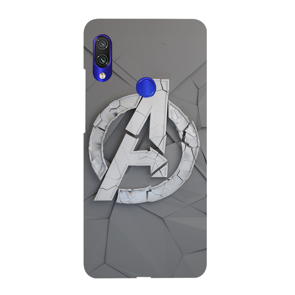 Avengers Redmi Y3 Mobile Cover