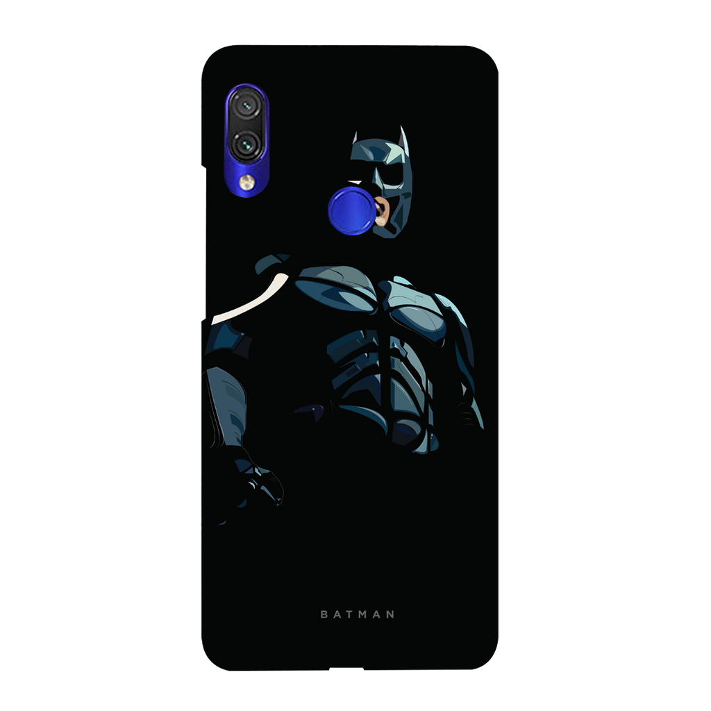 Batman Redmi Y3 Mobile Cover