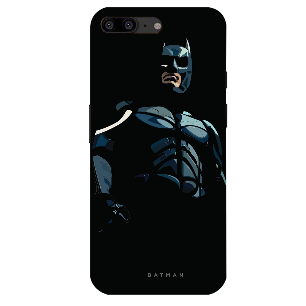 Batman OnePlus 5 Mobile Cover