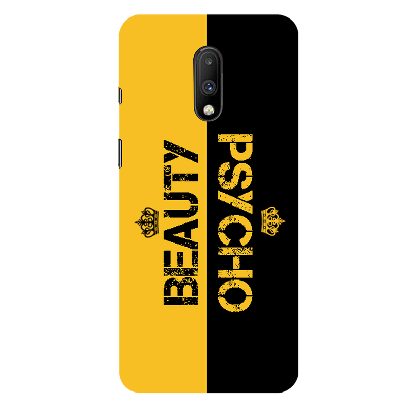 Beauty psycho OnePlus 7 Mobile Cover