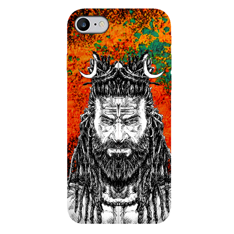 Bhole baba  iPhone 7 Mobile Cover