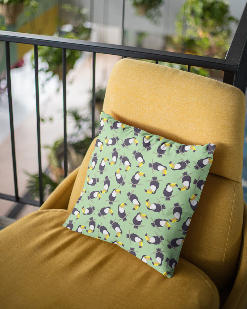 Birds Cushion Cover