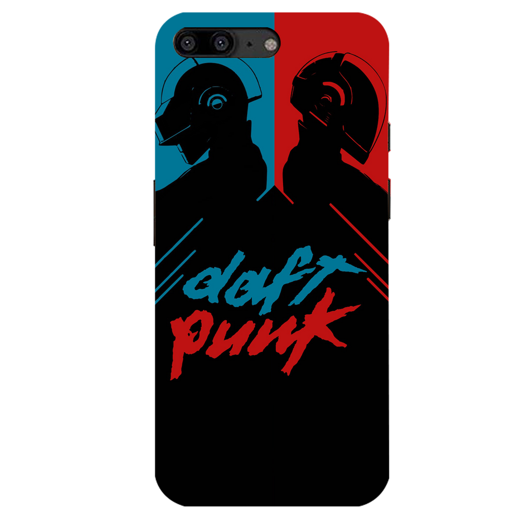 Daft Punk OnePlus 5 Mobile Cover