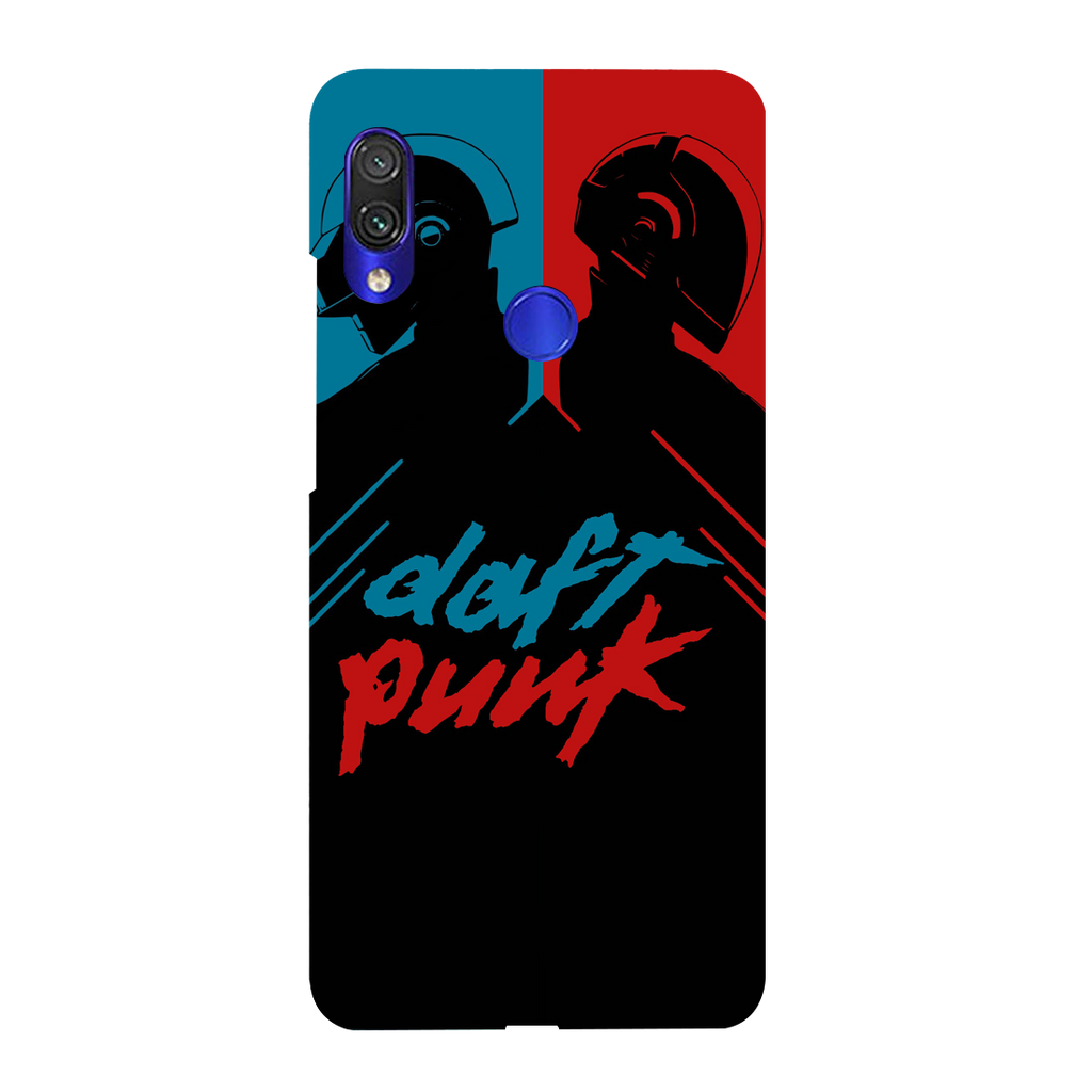 Daft Punk Redmi Y3 Mobile Cover