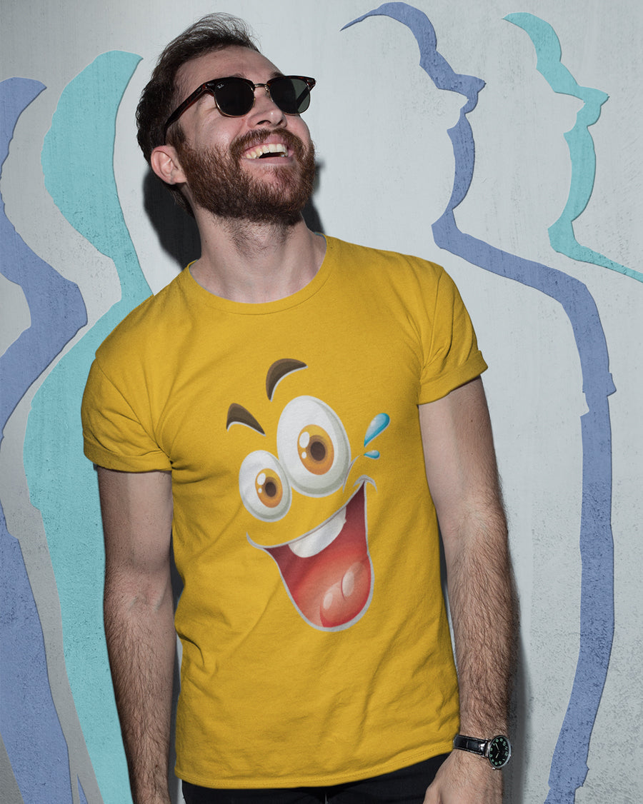 Donald Duck Half Sleeve T-Shirt