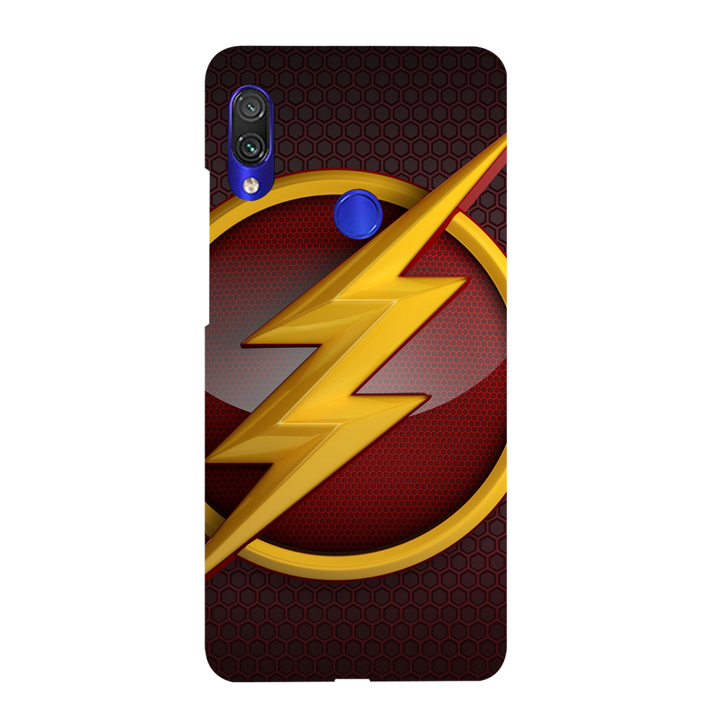 Flash Redmi Y3 Mobile Cover