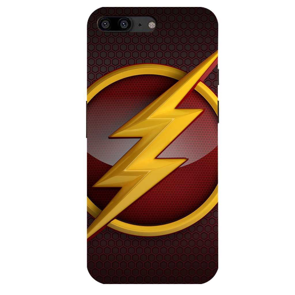 Flash OnePlus 5 Mobile Cover