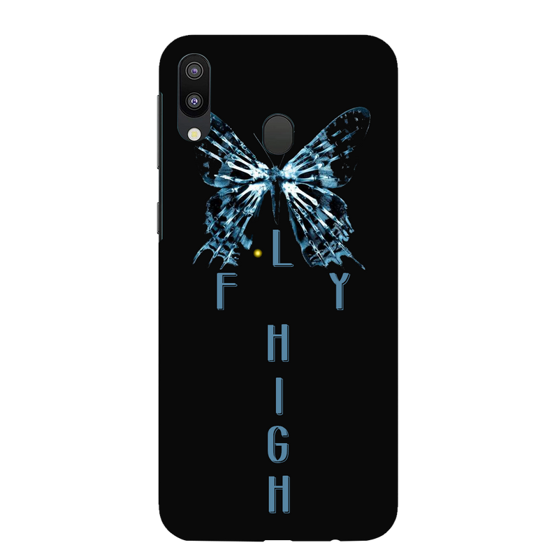 Fly high Samsung galaxy m 20 Mobile Cover