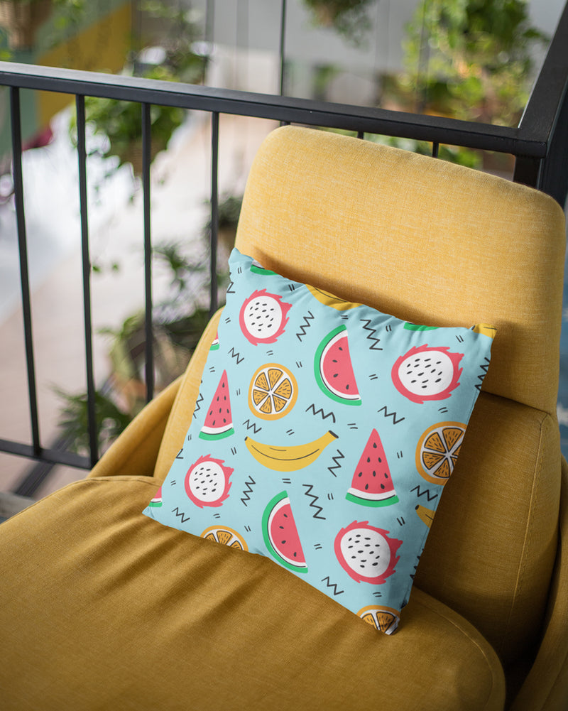 Fruit pattern Cushion Cover