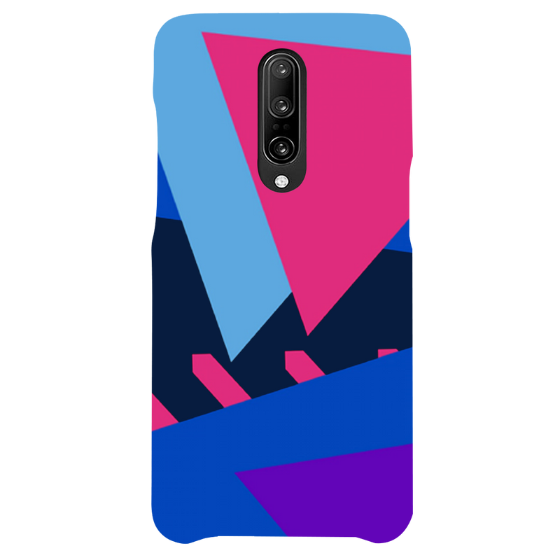 Geometrical pattern OnePlus 7 Pro Mobile Cover