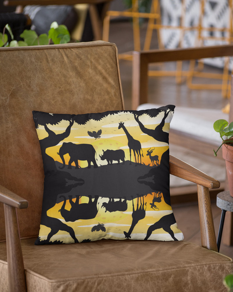 Giraffe1 Cushion Cover