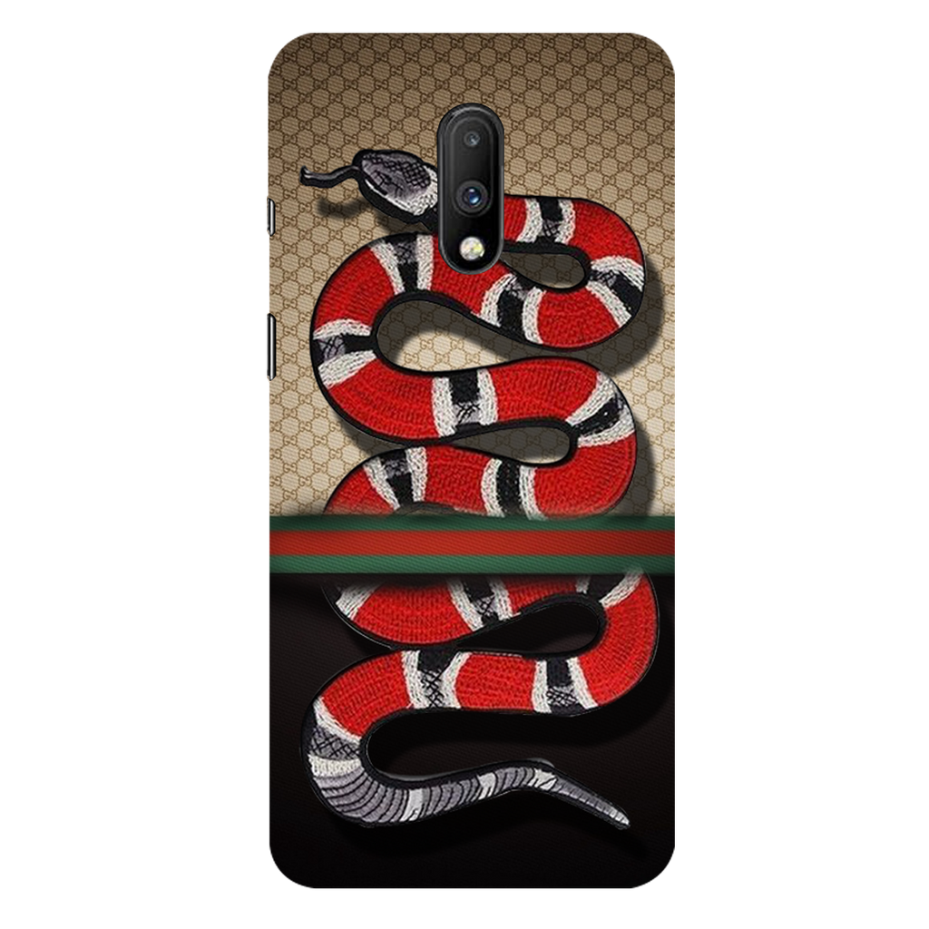 Gucci snake OnePlus 7 Mobile Cover