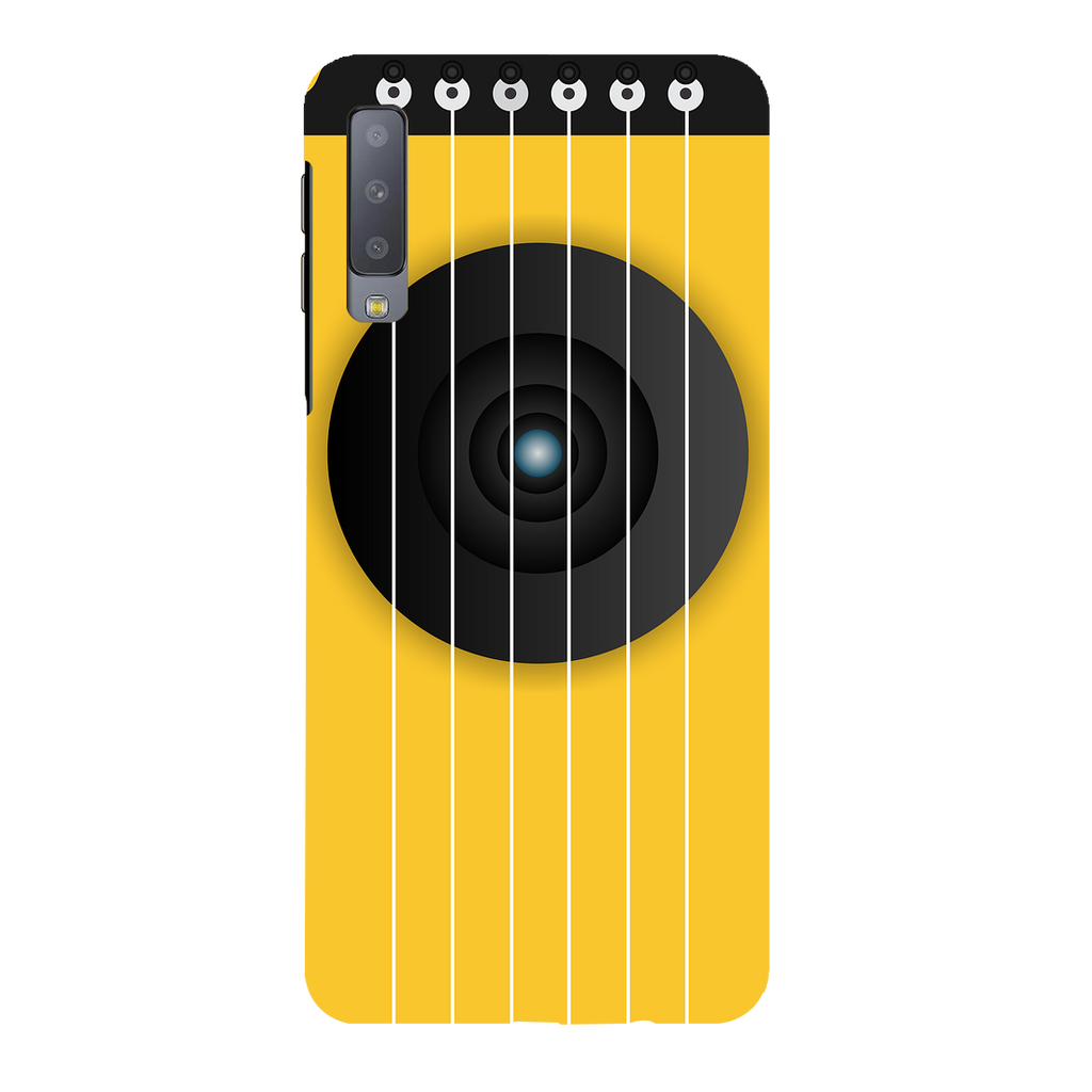 Guitar Samsung A7 Mobile Cover