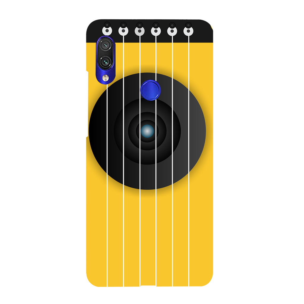 Guitar Redmi Y3 Mobile Cover